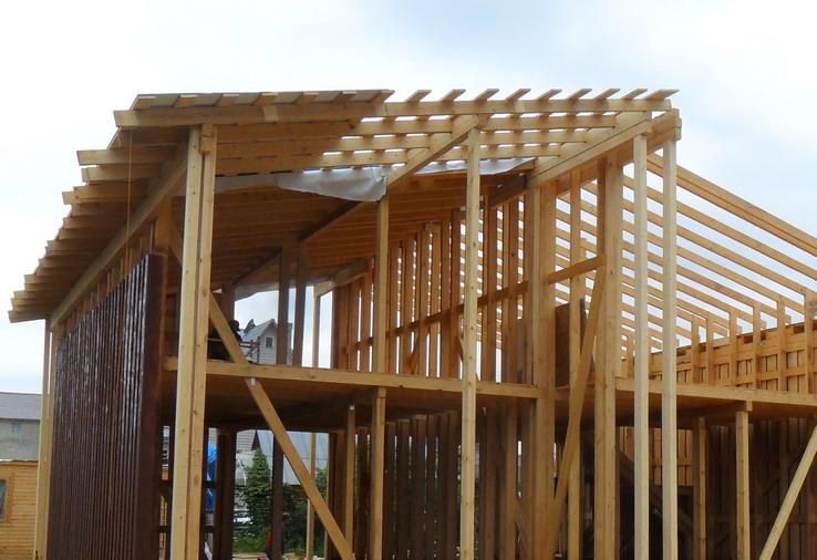 Шведский каркасный дом строительство